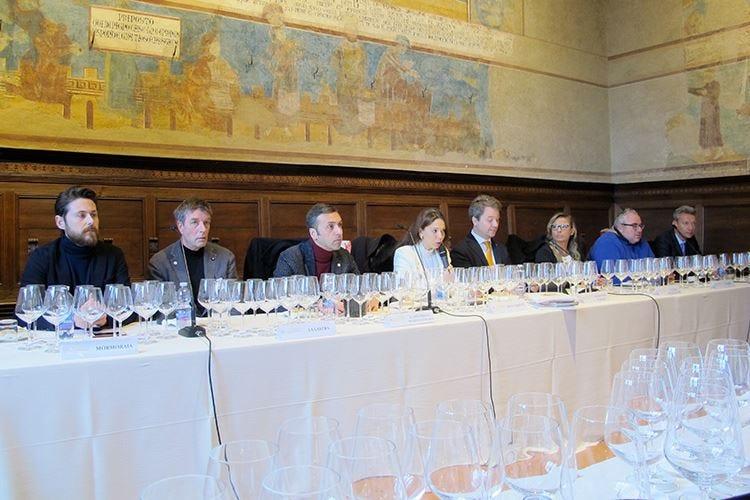 All'Anteprima della Vernaccia un confronto con i vini del mondo