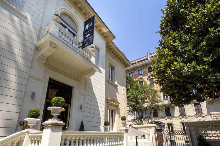 """All'Oro, l'evoluzione continua a Roma Di Giacinto, cucina con hotel a """"6"""" stelle"""