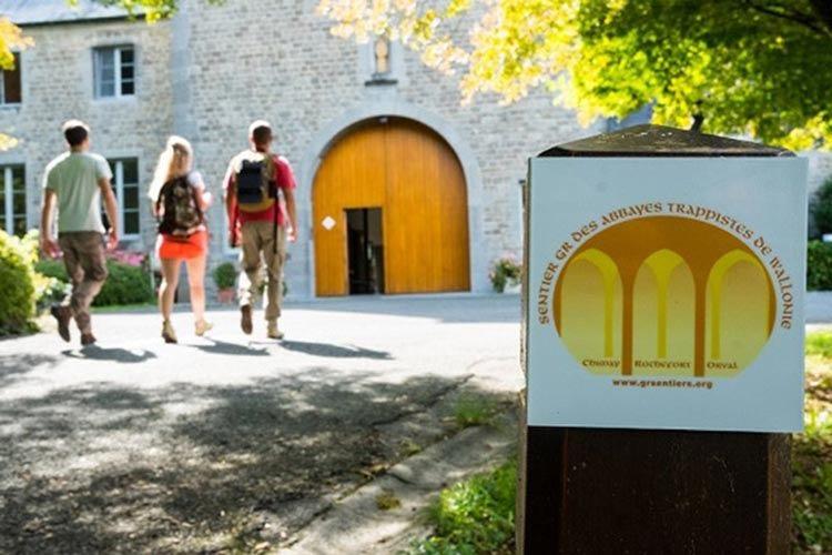 Alla scoperta delle birre trappiste 300 km di percorso pedonale in Belgio