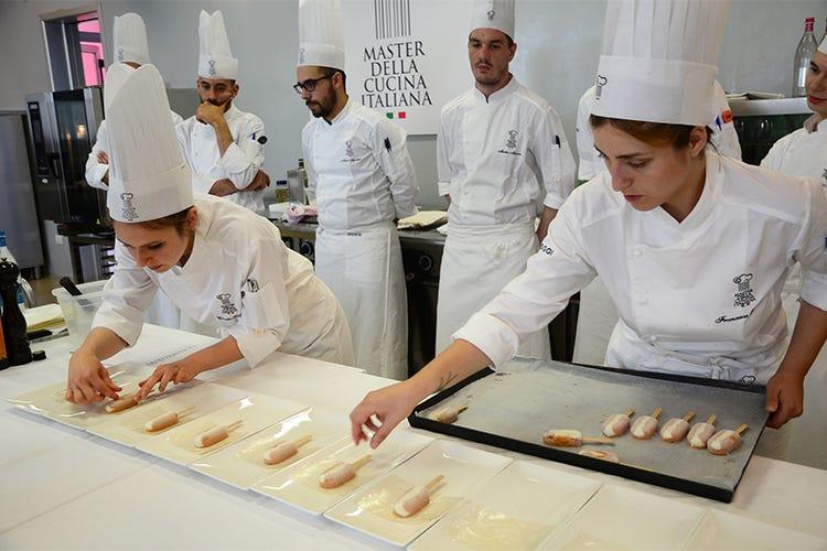 Master della cucina italiana 2017 20 posti disponibili per futuri