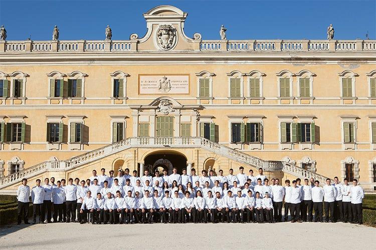 Alma 80 studenti alla nuova edizione del corso superiore di cucina italiana italia a tavola - Corso cucina italiana ...