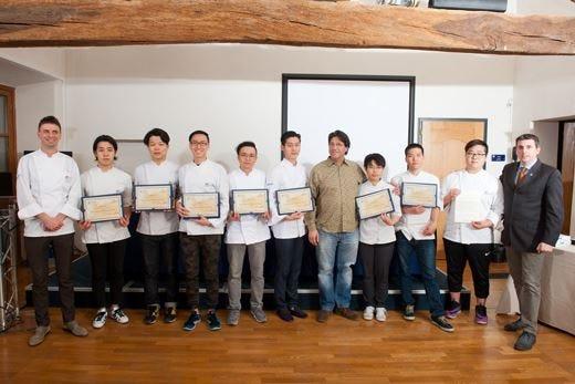 Alma, 8 studenti coreani diplomati al joint program