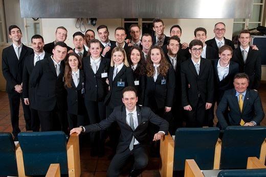 Alma, 24 gli studenti diplomati al Corso di sala, bar e sommelierie