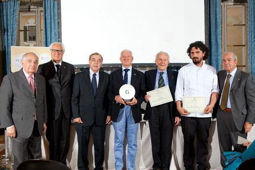 La scuola di cucina Alma conquista il Gran Premio della cultura gastronomica