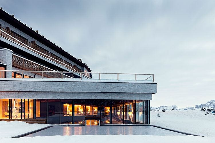 Alpina Dolomites, comfort e buona cucina a due passi dalle piste della Val Gardena