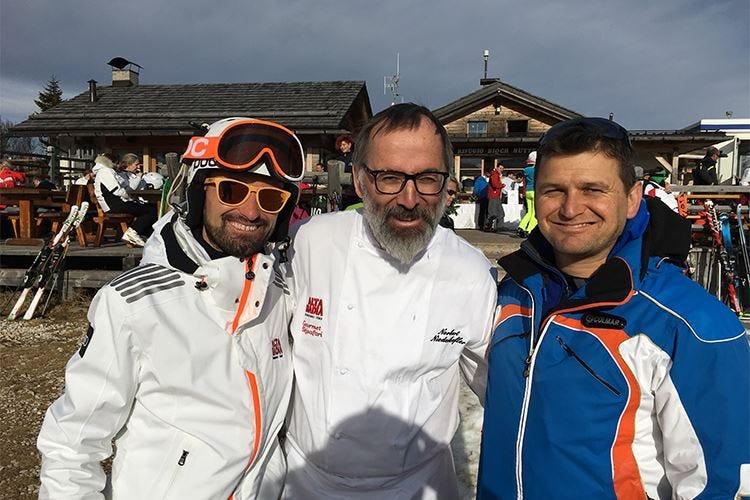 Il successo della Gourmet Skisafari Cuochi stellati conquistano l'Alta Badia