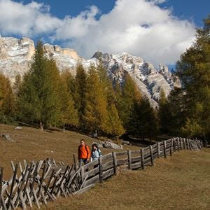 Fine estate in Alta Badia Vivere la montagna a 360 gradi