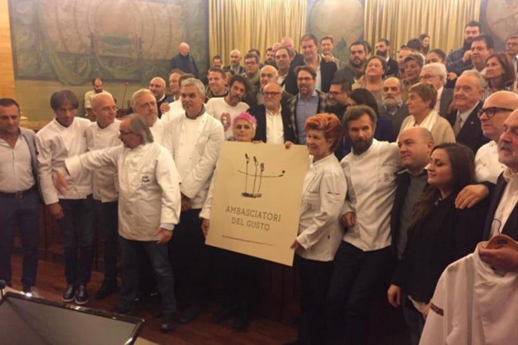 Associazione Ambasciatori del Gusto I grandi cuochi italiani fanno squadra