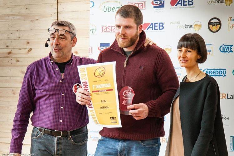 Ambranera, subito un premio all'esordio Medaglia d'argento a Beer Attraction