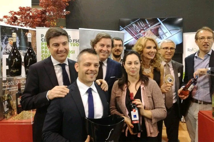 Amorim Cork dalla parte dell'ambiente nel progetto Freschello For Forests