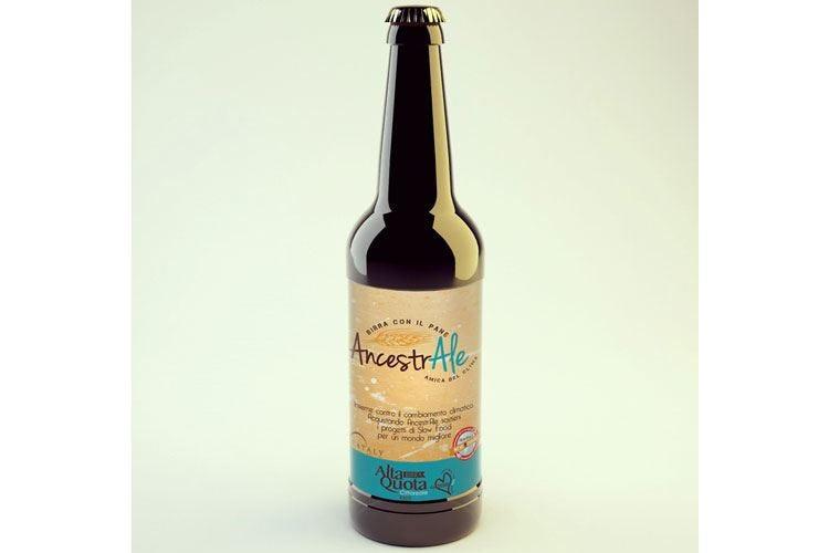 AncestrAle, la birra antispreco Da pane raffermo un sapore antico