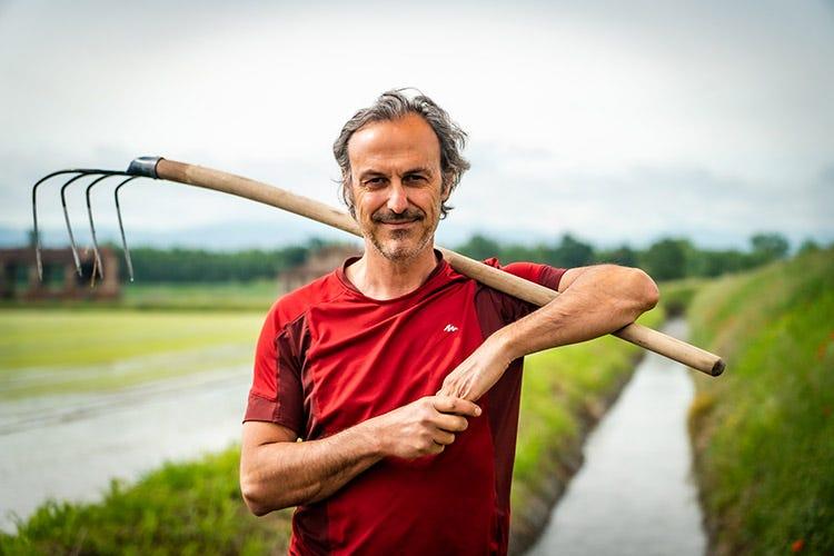 Andrea Bianchi Isos il riso migliore d'Italia a prova di alta gastronomia