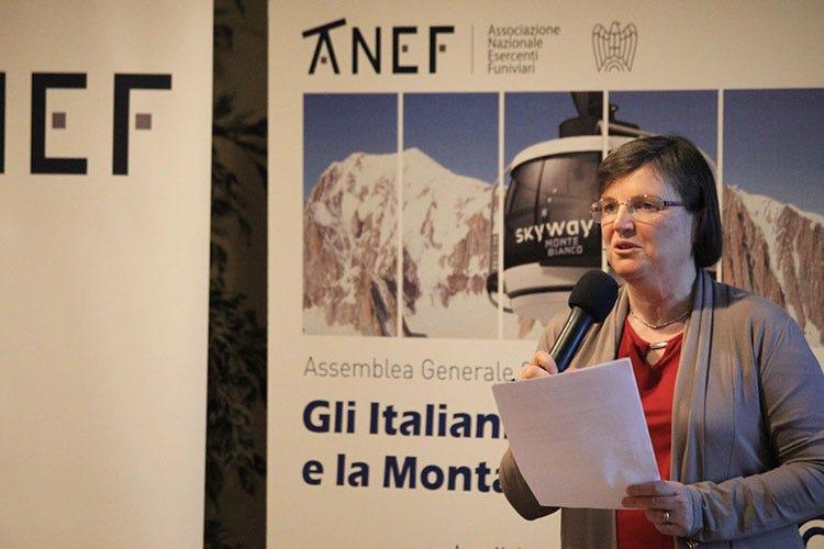 Valeria Ghezzi - Sit-in di protesta all'Abetone Anef non ci sta: «Mai interpellati»