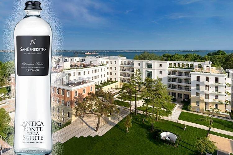 Acqua San Benedetto La partnership con Jw Marriott