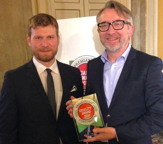 Pelati, passate e polpe di pomodoro Cirio vincono il Quality Award 2016