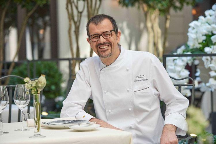 Lo chef Guida torna in cucina Riapre a Milano il ristorante Seta