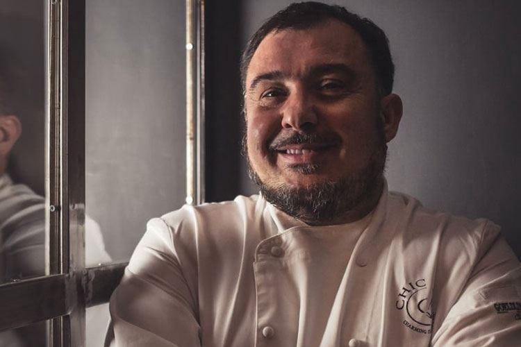 Antonio Pisaniello all'Osteria Nunziatina Cucina campana ricca, prezzi accessibili