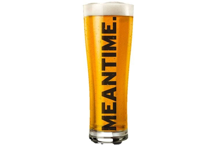 Anytime, American Pale Ale rinfrescante del birrificio inglese Meantime