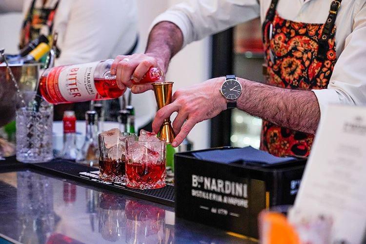 Aperitivi&Co Experience Distilleria Nardini porta i grandi classici