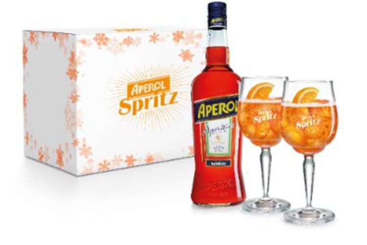 Aperitivo frizzante anche a Natale con la limited edition Aperol Spritz