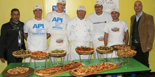 La Scuola nazionale di pizza
