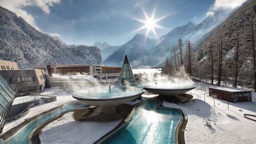 Ad Aqua Dome il relax cambia forma grazie ai nuovi trattamenti per l'estate