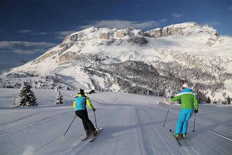 Arabba, porta d'ingresso per le Dolomiti 63 km di piste e 29 nuovi impianti