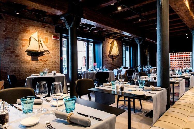 Posizione impagabile e cucina ricercata al Molino Stucky Hilton Venice
