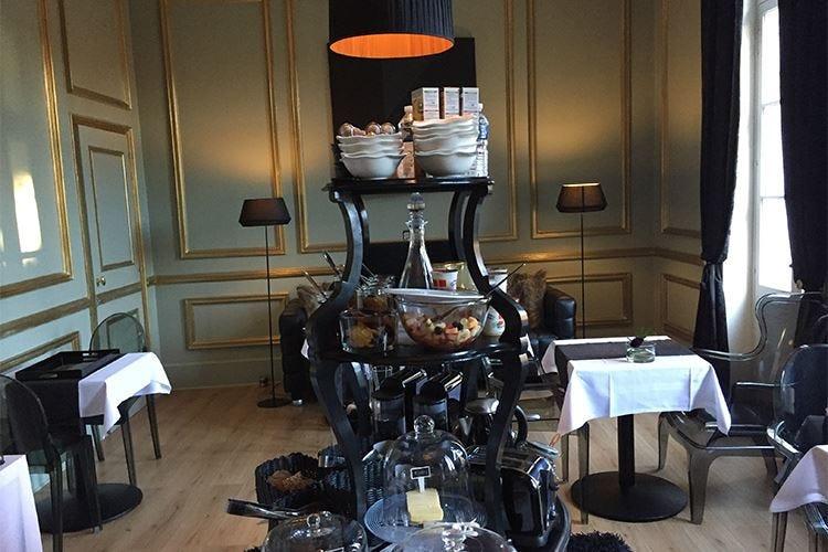 L'Hôtel Particulier, oasi di comfort nella cittadina francese di Arras