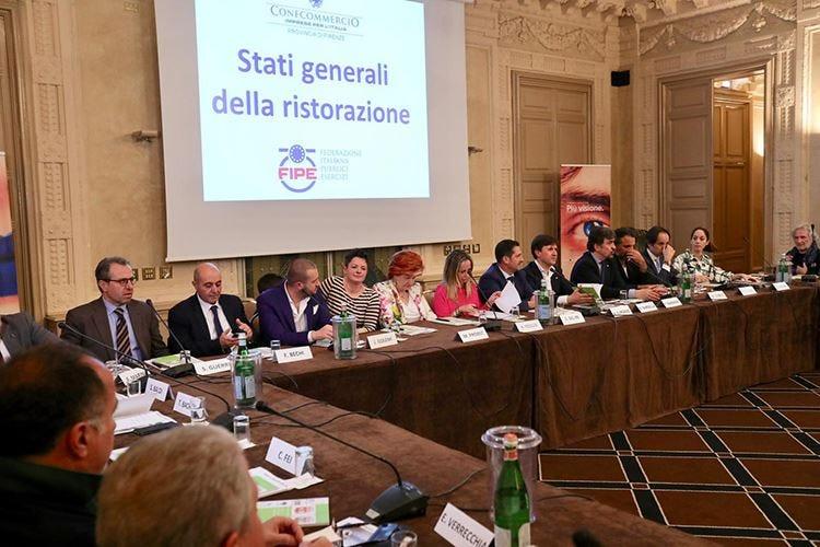 Associazione Ristoratori Firenze Marco Stabile primo presidente