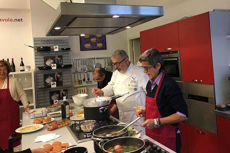 Atelier dei Sapori Tanti corsi per formarsi in cucina