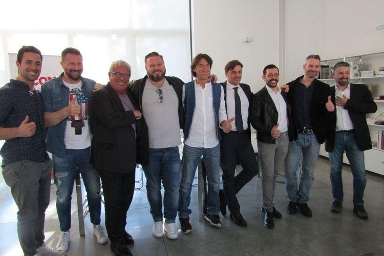 Athletichef sfida la Nazionale Attori Palla al centro a Reggio Emilia
