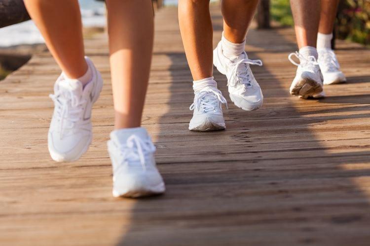 Attività fisica in estate La più indicata è la camminata