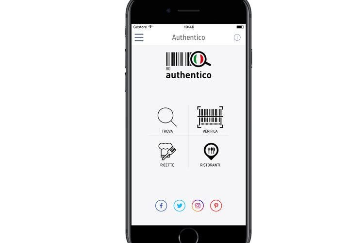 Authentico, la app contro i falsi Un algoritmo riconosce il Made in Italy