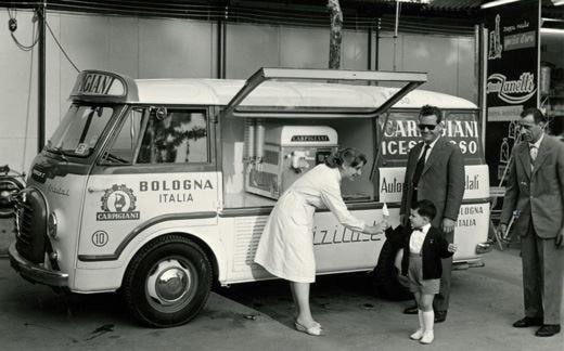 Nel Bolognese apre il museo del gelato La storia del dolce made in Italy