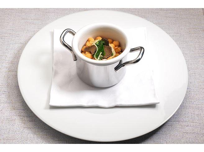 B.A. 1932 Pentole Agnelli Per cucinare e servire in tavola con stile