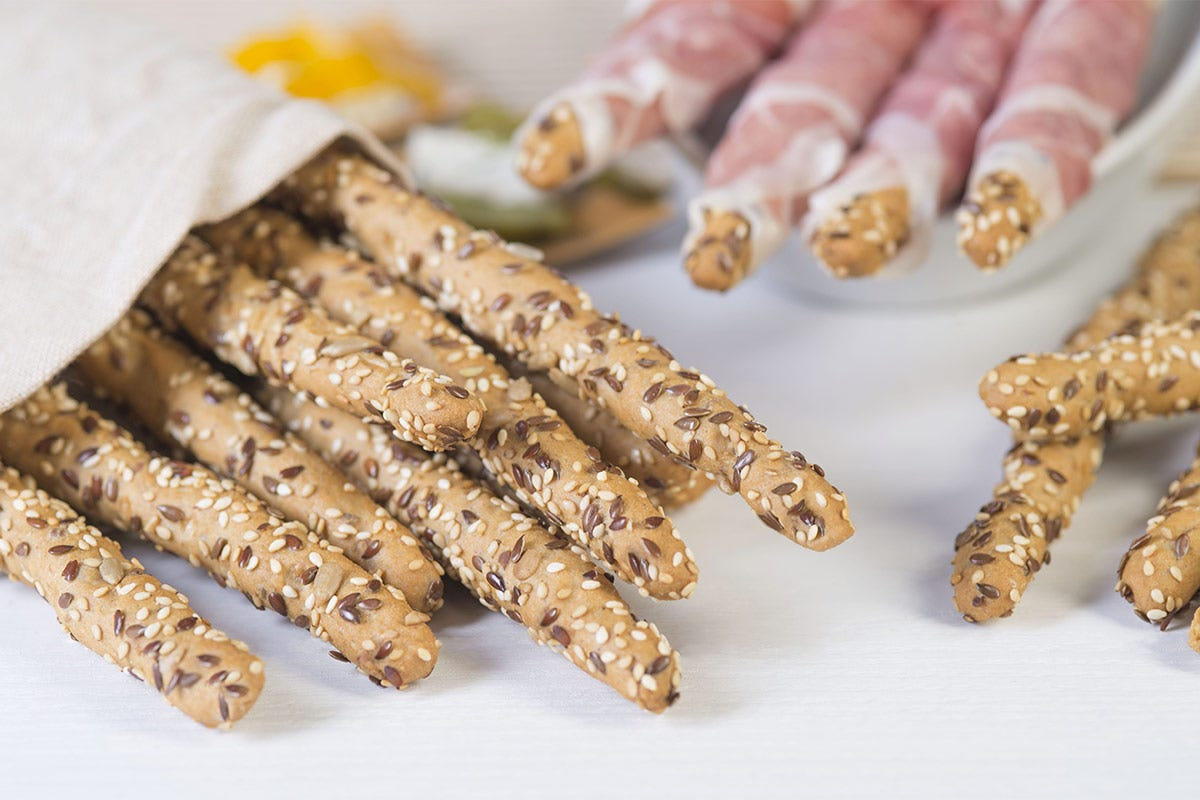 I Grissini bio della Linea Pan Rustico di Biscopan Gusto e valori nutrizionali per lo snack contemporaneo