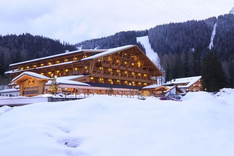 Bad Moos - Dolomites Spa Resort L'inverno tra piste, spa e mercatini