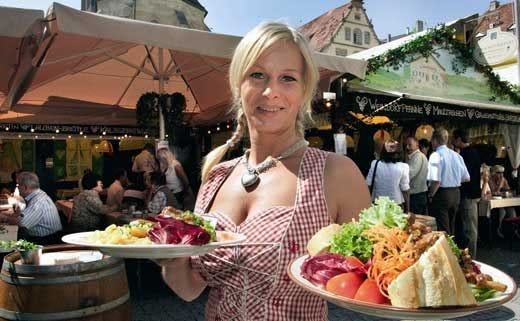 Viaggio nel Baden-Württemberg Meta gourmet della Germania