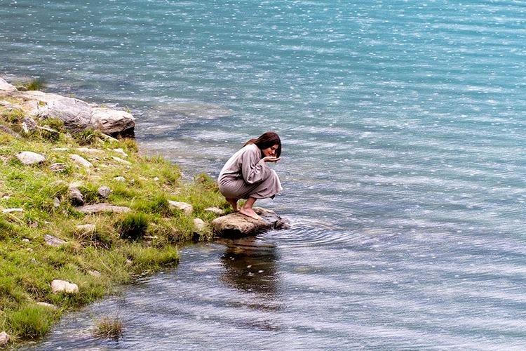 Bagni nella foresta in Alto Adige La nuova frontiera del benessere