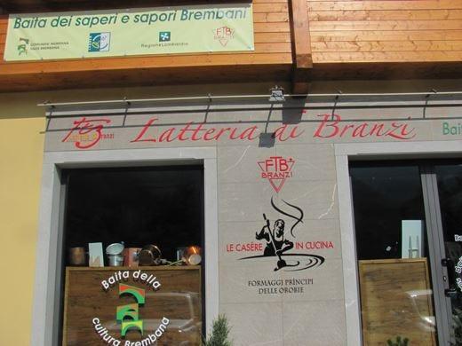 """Saperi e sapori della Val Brembana custoditi in una """"Baita"""" a Zogno"""