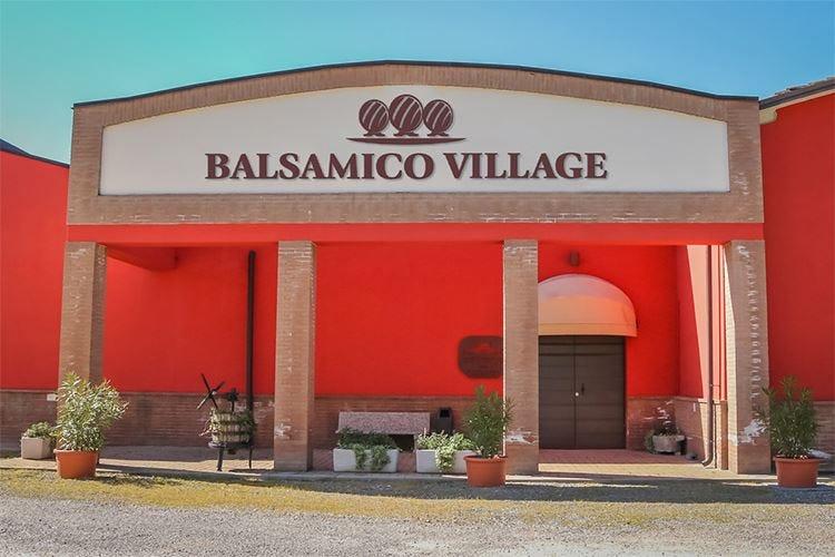 A Carpi nasce il Balsamico Village Parco dedicato all'Aceto di Modena Igp