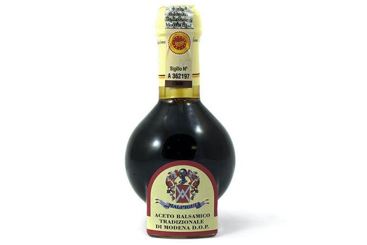 Balsamico tradizionale di Modena Acetaia Malpighi lo produce dal 1850