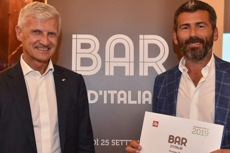Bar d'Italia del Gambero Rosso 2019 A La Pasqualina il premio Illy - Italia a Tavola