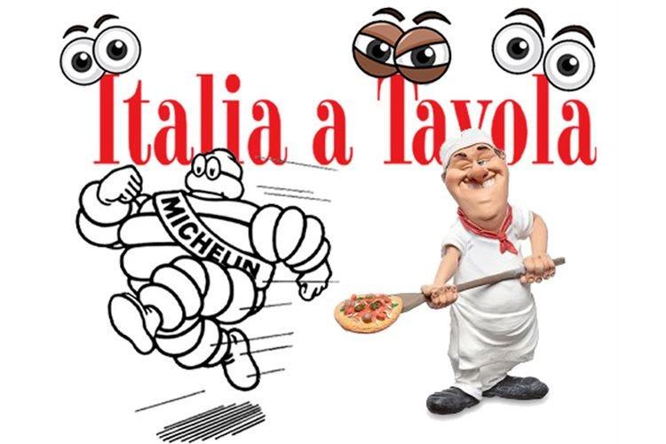 Bartolini salva... la Michelin I pizzaioli possono cambiare gomme