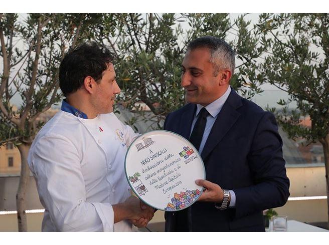 Festa a Roma per Niko Sinisgalli Matera celebra il suo Ambasciatore