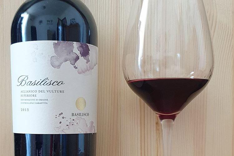 £$Ripartiamo dal vino$£ Basilisco Aglianico del Vulture
