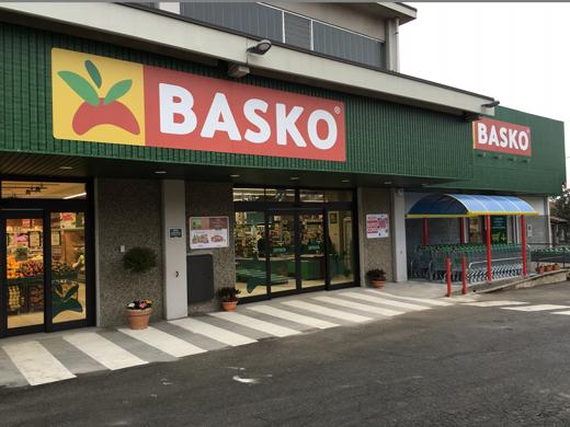 Basko, insegna del gruppo Sogegross inaugura due punti vendita in Piemonte