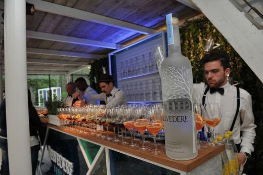 Party esclusivo nel cuore di Milano per l'opening di Belvedere Urban Garden