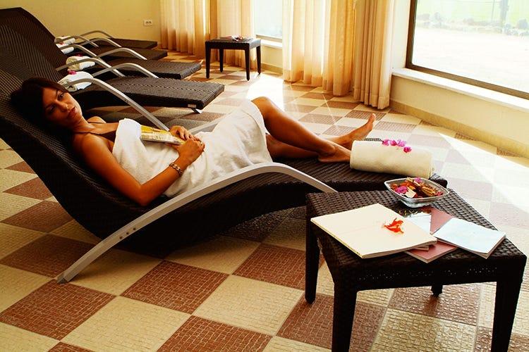 Relax in spa (Benessere in Sardena Spa e passeggiate a cavallo)